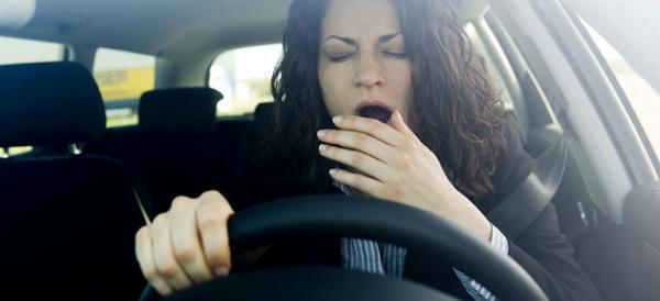 La fatigue au volant est aussi dangereuse que l'alcool au volant !