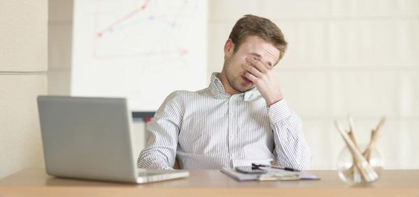 Le manque de sommeil peut provoquer des symptômes de psychose !