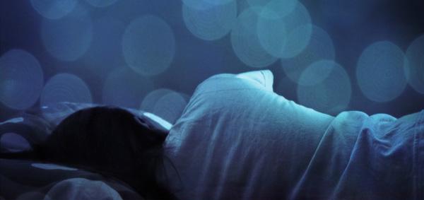 Quand vous rêvez, votre corps est paralysé